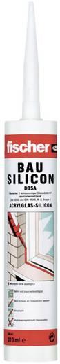 Fischer DBSA Bau-Silikon Farbe Braun 053093 310 ml