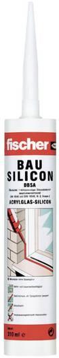 Fischer DBSA Bau-Silikon Farbe Schwarz 053094 310 ml
