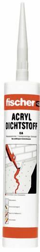 Fischer DA Acryl Farbe Weiß 053110 310 ml