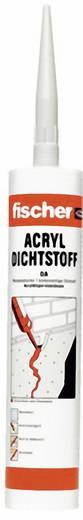 Fischer DA Acryl Farbe Grau 053111 310 ml