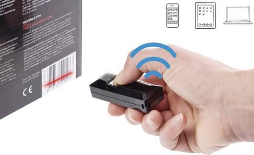 Renkforce MT100A Barcode-Scanner Bluetooth® 1D Linear Imager Schwarz Hand-Scanner Bluetooth®