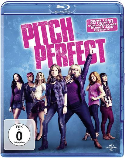 blu-ray Pitch Perfect FSK: 0