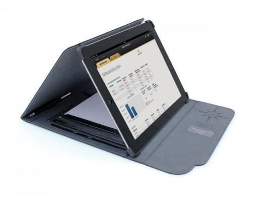 iPad Cover / Tasche Waterkant BookCase Passend für Apple-Modell: iPad 2, iPad 3, iPad 4