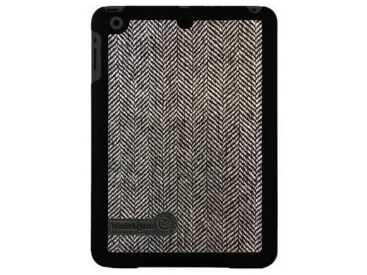 iPad Cover / Tasche Waterkant Backcover Passend für Apple-Modell: iPad mini, iPad mini Retina (2013) Schwarz