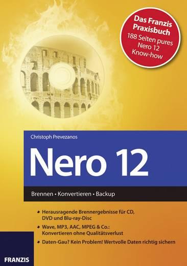 Buch Nero 12 - Brennen · Konvertieren · Backup