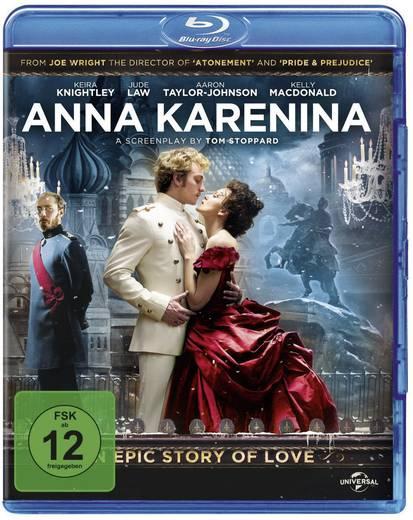 blu-ray Anna Karenina FSK: 12