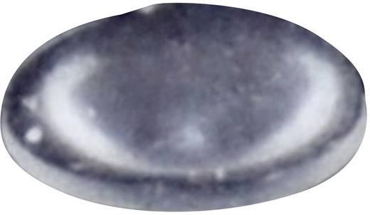 Gerätefuß selbstklebend, rund Transparent (Ø x H) 6.4 mm x 1.9 mm TOOLCRAFT PD2006C 1 St.
