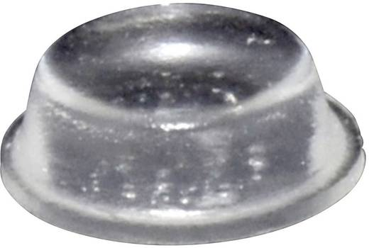 Gerätefuß selbstklebend, rund Transparent (Ø x H) 14 mm x 4.5 mm TOOLCRAFT PD2014C 1 St.