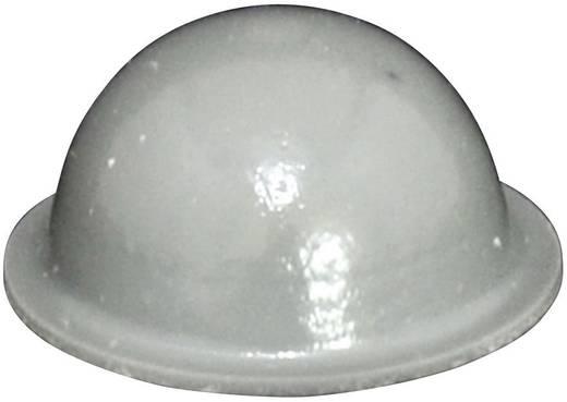 Gerätefuß selbstklebend, rund Grau (Ø x H) 19 mm x 9.5 mm TOOLCRAFT PD2190G 1 St.