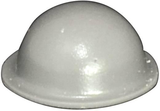 Gerätefuß selbstklebend, rund Grau (Ø x H) 16 mm x 7.9 mm TOOLCRAFT PD2150G 1 St.