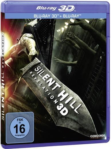 blu-ray 3D Silent Hill - Revelation FSK: 16