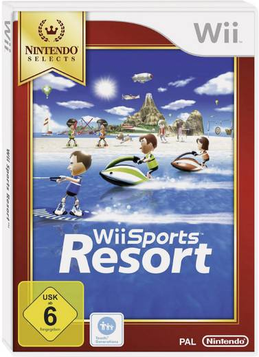 Wii Sports Resort - Selects