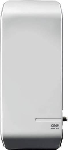 Aktive DVB-T/T2 Flachantenne One For All SV 9450 Außenbereich Verstärkung=44 dB Weiß