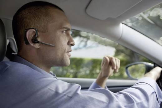 Bluetooth® Headset Plantronics ME-PN-E Schwarz