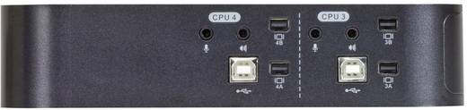 4 Port KVM-Umschalter Mini-Display-Port USB 2560 x 1600 Pixel CS1944-AT-G ATEN