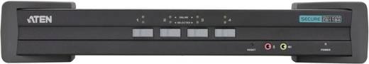 ATEN CS1184 KVM-Switch mit 4 Ports für USB-Eingabegeräte und DVI-Grafik
