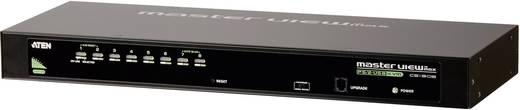 8 Port KVM-Umschalter VGA USB, PS/2 2048 x 1536 Pixel CS1308-AT-G ATEN