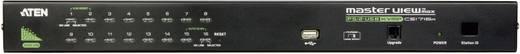 ATEN CS1716A KVM-Switch mit 16 Ports für USB - PS/2-Eingabegeräte und VGA-Grafik mit USB-Port für Peripheriegeräte