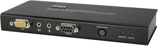 VGA, Klinke, USB 2.0 KVM-Extender (Verlängerung) über Netzwerkkabel RJ45 ATEN CE750 150 m N/A