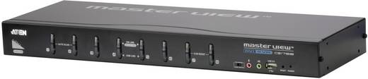 8 Port KVM-Umschalter DVI USB 2048 x 1536 Pixel CS1768-AT-G ATEN