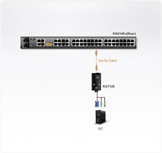 ATEN KA7120 VGA-auf-KVM-Adapterkabel mit PS/2-Steckern 50 m