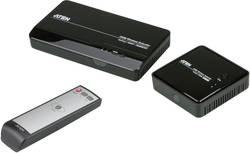 Image of ATEN VE809-AT-G HDMI-Funkübertragung (Set) 30 m 5 GHz 1920 x 1080 Pixel mit Fernbedienung
