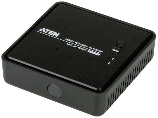 HDMI-Funkübertragung (Set) ATEN VE809-AT-G 30 m 5 GHz 1920 x 1080 Pixel mit Fernbedienung