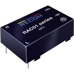 Image of AC/DC-Printnetzteil RECOM RAC01-05SC 5 V/DC 0.2 A 1 W