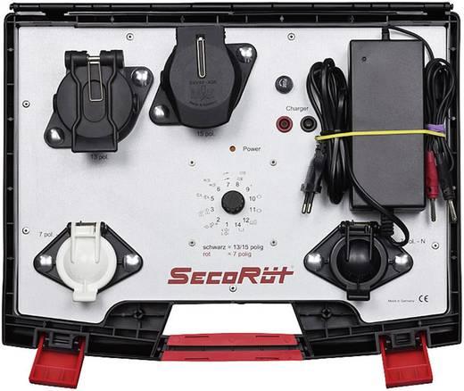 SecoRüt Anhängerprüfkoffer 24 Volt 7 pol. Typ N & S, 13 pol. 15 pol. 24 V