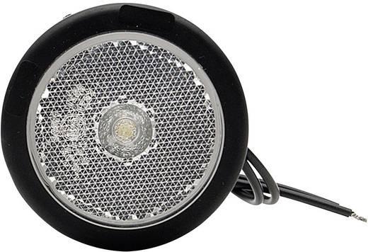 LED Umriss-Markierungsleuchte hinten 12 V, 24 V Weiß SecoRüt