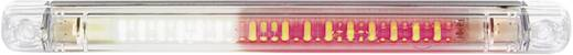 LED Anhänger-Rückleuchte hinten 12 V, 24 V Rot, Weiß SecoRüt Klarglas