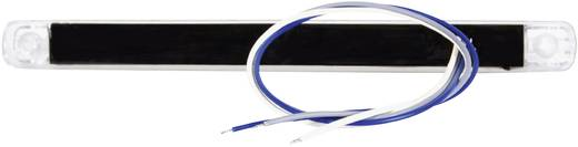 LED Anhänger-Rückleuchte Rückfahrscheinwerfer, Nebelschlussleuchte hinten 12 V, 24 V Rot, Weiß SecoRüt Klarglas