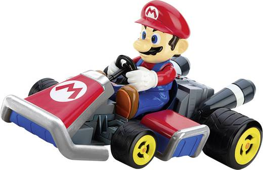 carrera rc 370162060 mario kart 1 16 rc einsteiger. Black Bedroom Furniture Sets. Home Design Ideas