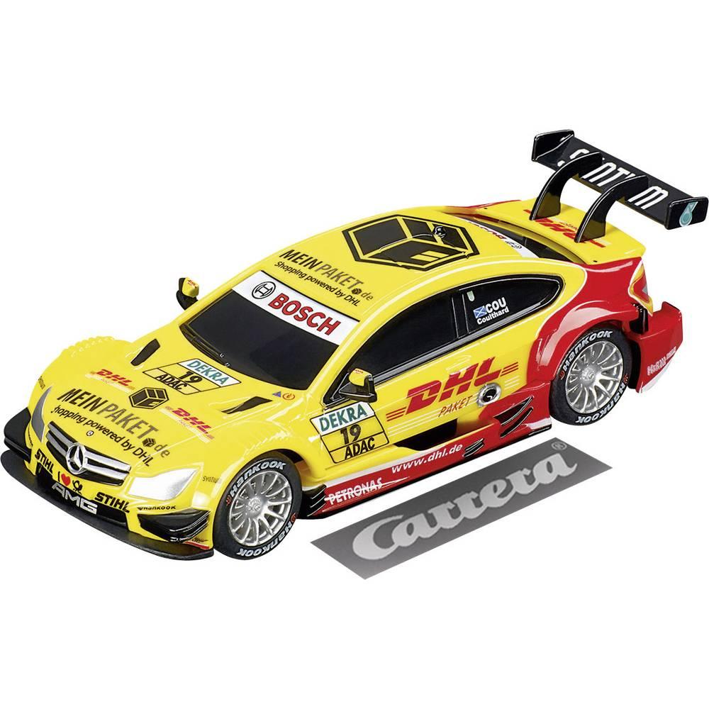 carrera 20061275 go voiture amg mercedes coup c dtm d coulthard no 19. Black Bedroom Furniture Sets. Home Design Ideas