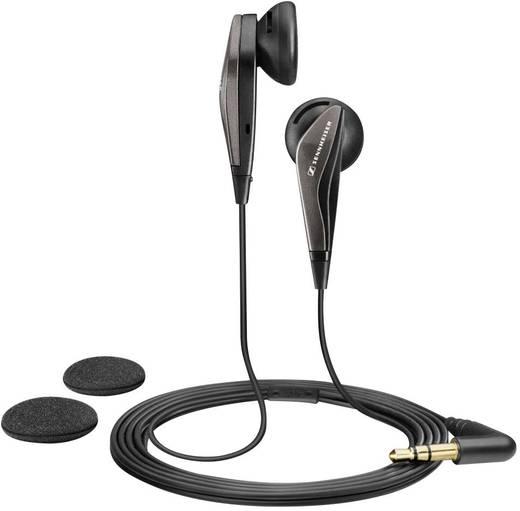 Kopfhörer Sennheiser MX 375 In Ear Schwarz