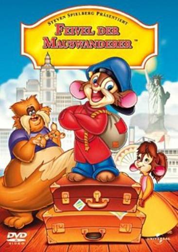 DVD Feivel der Mauswanderer FSK: 6
