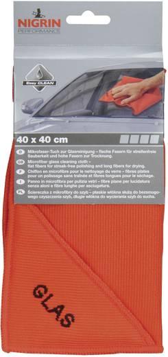 Microfasertuch Glas Nigrin 71116 1 St. (L x B) 40 cm x 40 cm