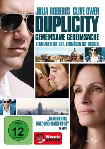 DVD Duplicity - Gemeinsame Geheimsache FSK: 12