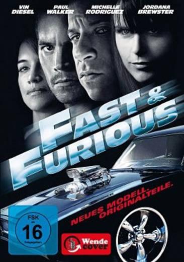 DVD Fast & Furious: Neues Modell. Originalteile.