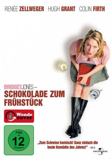 DVD Bridget Jones - Schokolade zum Frühstück FSK: 12