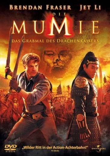 DVD Die Mumie: Das Grabmal des Drachenkaisers FSK: 16