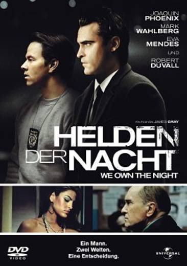 DVD Helden der Nacht - We own the night FSK: 16