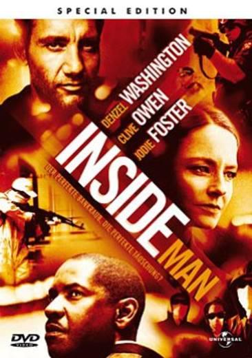 DVD Inside Man - Special Edition FSK: 16