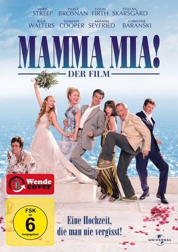 DVD Mamma Mia! - Der Film FSK: 6