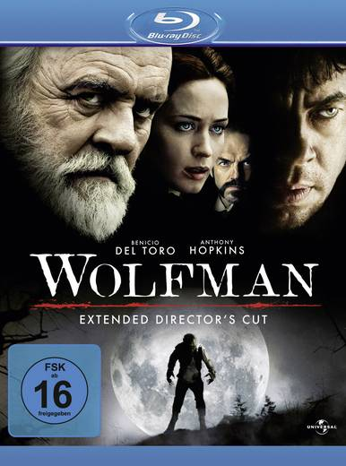 blu-ray Wolfman (Steelbook) - Extended Director's Cut FSK: 16