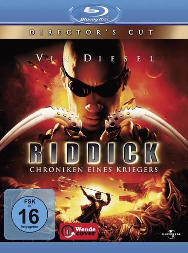 blu-ray Riddick - Chorniken eines Kriegers FSK: 16