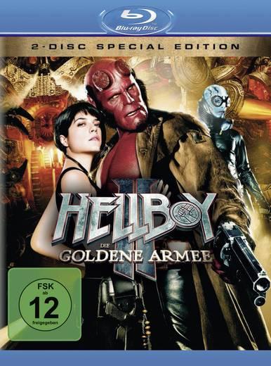 blu-ray Hellboy II: Die goldene Armee FSK: 12