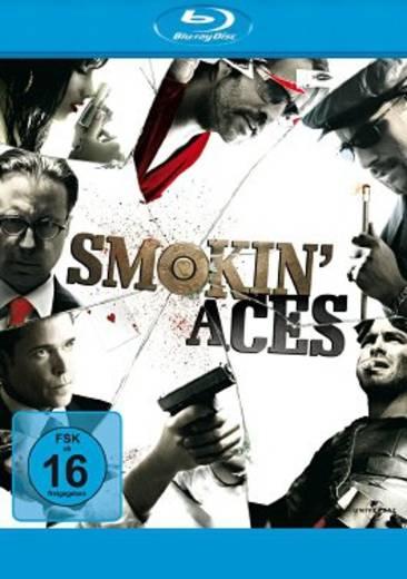 blu-ray Smokin' Aces FSK: 16
