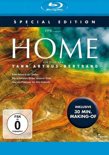 blu-ray Home - Special Edition FSK: 0