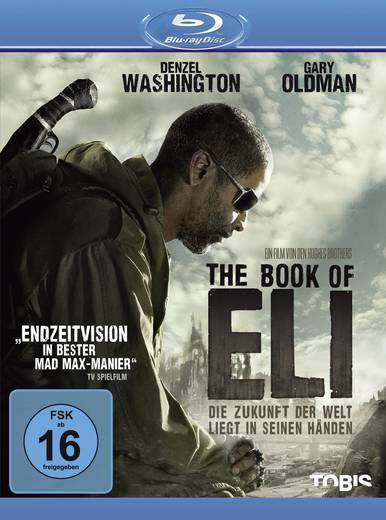 blu-ray The Book of Eli FSK: 16
